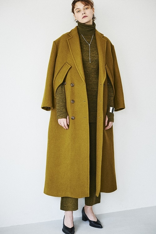 BODY HAND CHESTER COAT