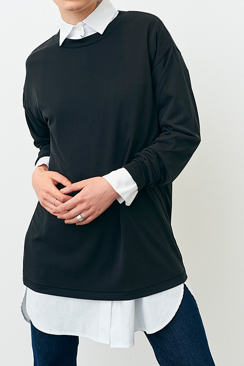C/N SOFT CUT TOPS