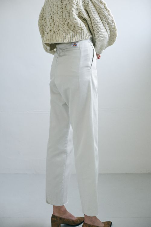 CLANE×Dickies HIGH WAIST PANTS
