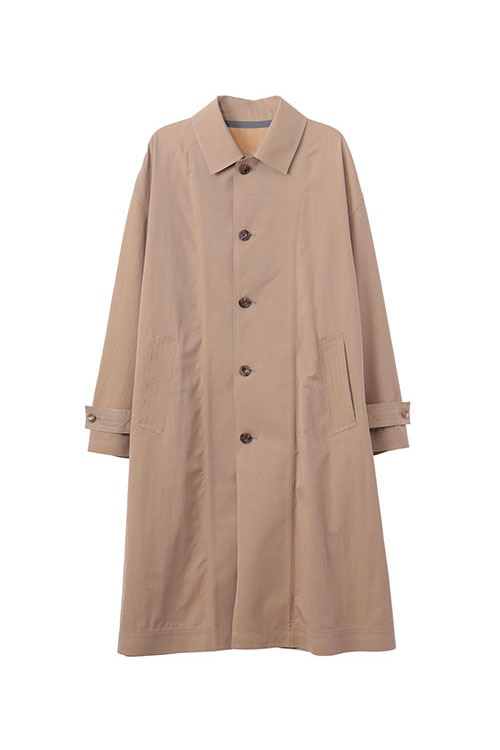 BAL COLLAR OVER SIZE COAT