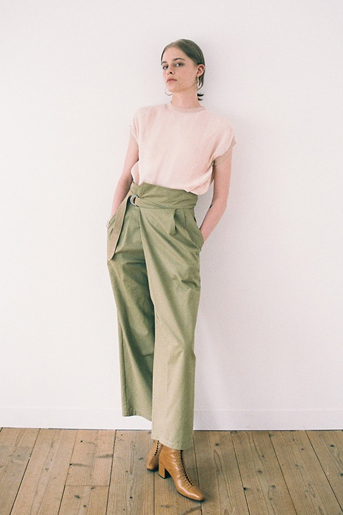 ASYMMETRY WORK PANTS