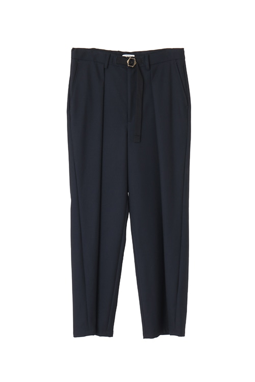1TUCK WIDE PANTS