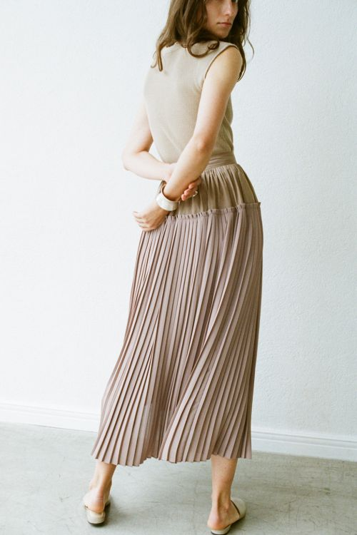 MILITARY LAYER PLEATS SK