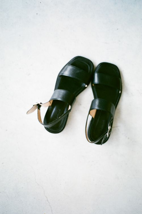 DOUBLE BAND SANDAL