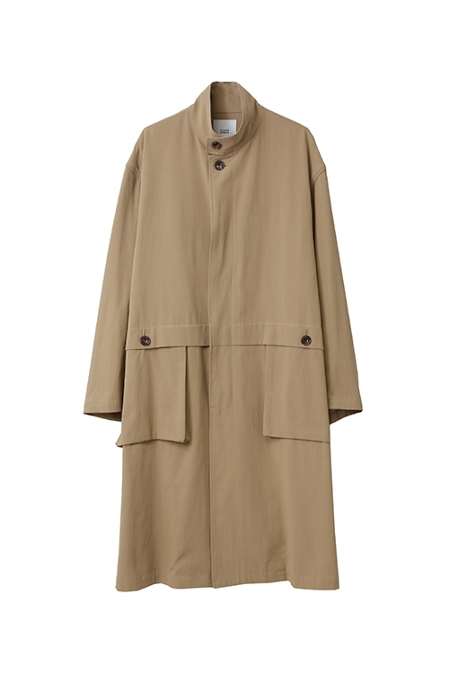 LONG MILITALY COAT