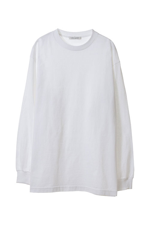OVER SIZE LONG SLLEVE T/S