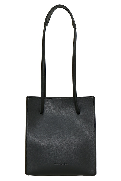TRAPEZOID HAND BAG