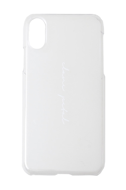 CLANE PETAL CLEAR iphone CASE