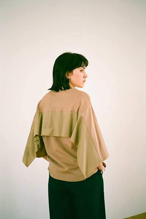 FRILL PANEL TOPS