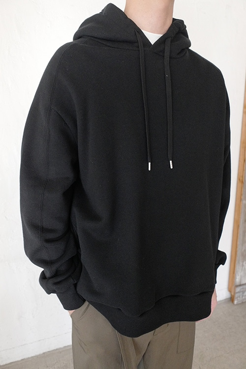 SHOULDER SEAM SWEAT PARKA