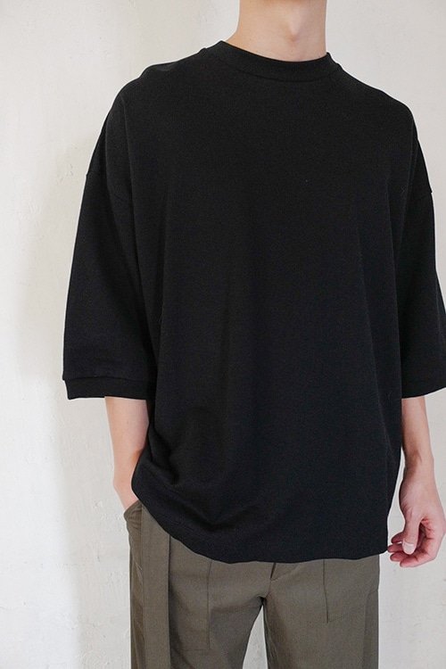 OVER SIZE SWEAT T/S
