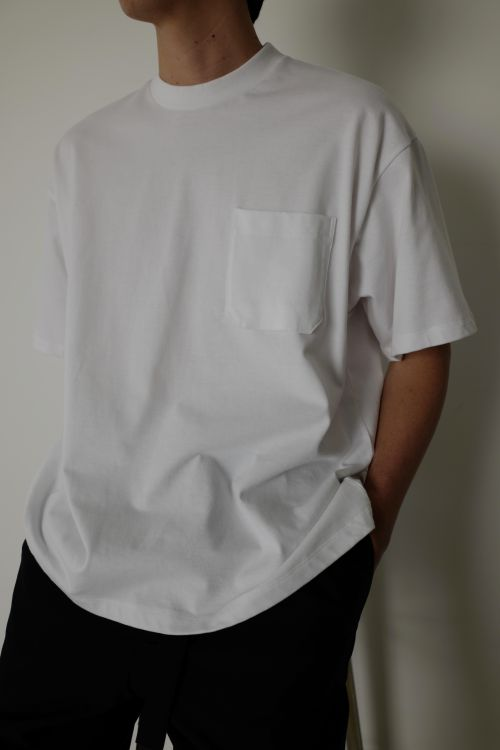 OVER SIZE BASIC T/S