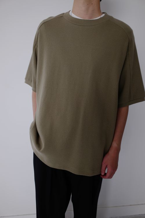 SHOULDER SEAM THERMAL TOPS