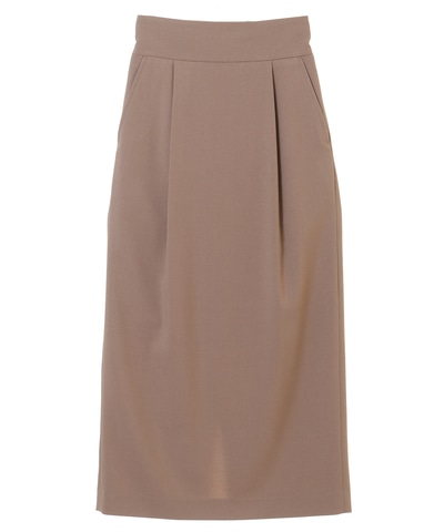 BASIC HIGH WAIST SKIRT